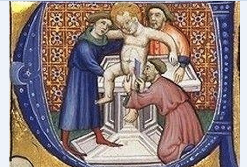 Новый год и обрезание христовой