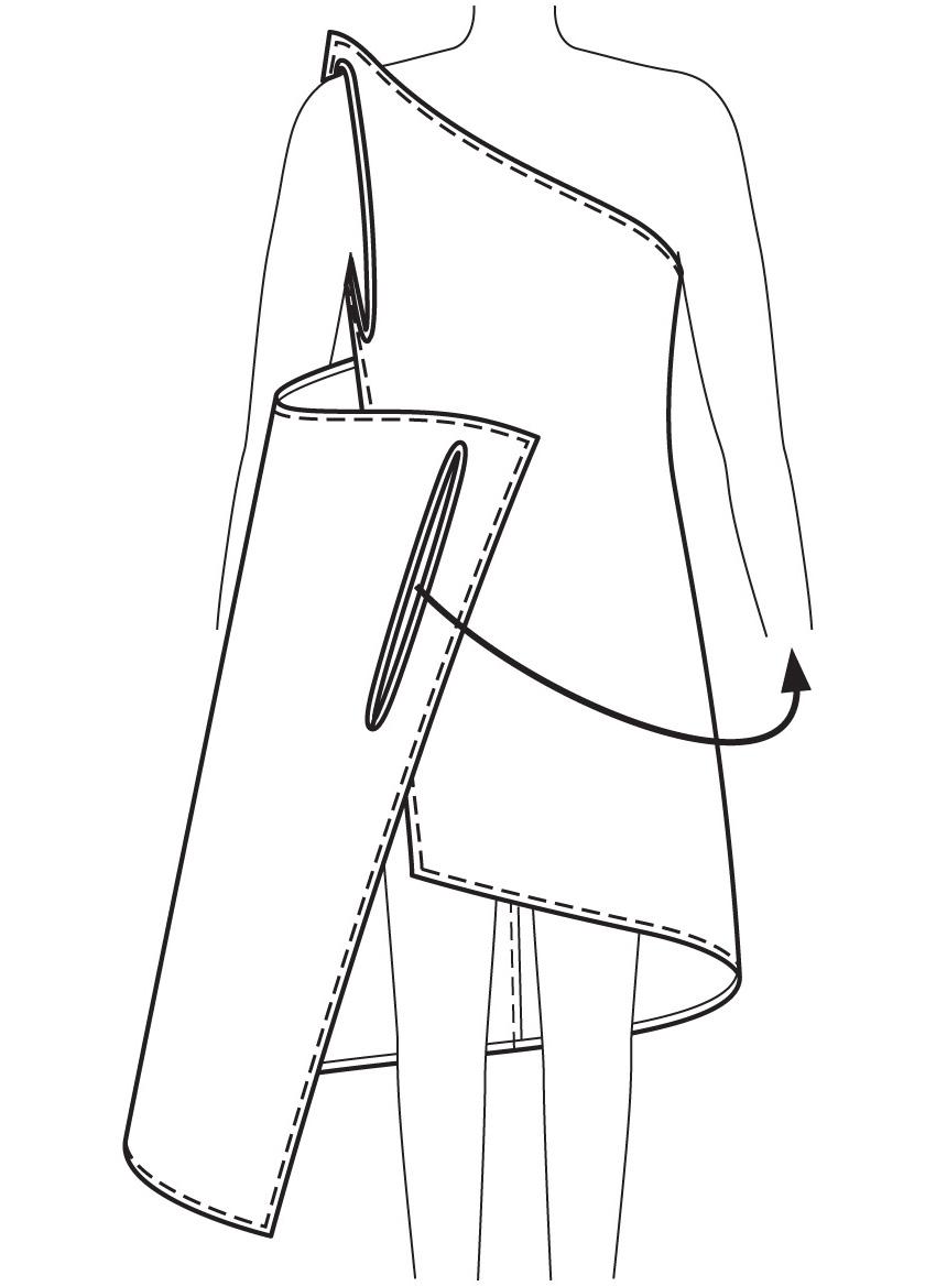 Как легко сшить платье без выкройки своими руками